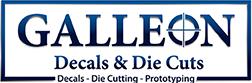 Galleon Decals & Die-Cuts, logo